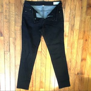 Vince Camino Black Two Stretch Jeans size 27/4